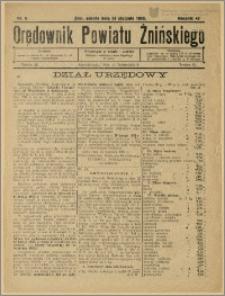 Orędownik Powiatu Żnińskiego 1932 Nr 5
