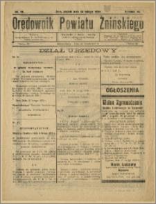 Orędownik Powiatu Żnińskiego 1932 Nr 10
