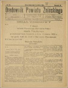 Orędownik Powiatu Żnińskiego 1932 Nr 13