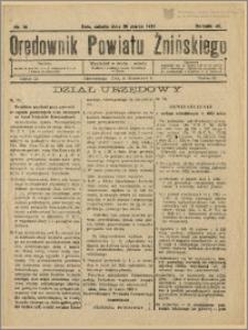Orędownik Powiatu Żnińskiego 1932 Nr 15