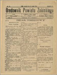 Orędownik Powiatu Żnińskiego 1932 Nr 23
