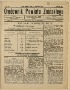 Orędownik Powiatu Żnińskiego 1932 Nr 27