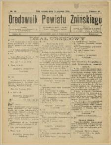 Orędownik Powiatu Żnińskiego 1932 Nr 28