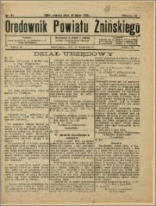 Orędownik Powiatu Żnińskiego 1932 Nr 31