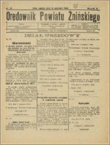Orędownik Powiatu Żnińskiego 1932 Nr 38