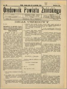 Orędownik Powiatu Żnińskiego 1932 Nr 39