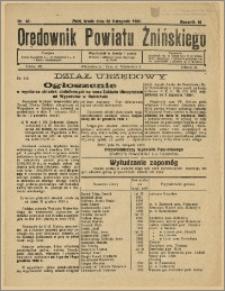 Orędownik Powiatu Żnińskiego 1932 Nr 48