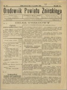 Orędownik Powiatu Żnińskiego 1932 Nr 50