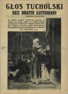 Głos Tucholski Nasz dodatek ilustrowany Nr 1