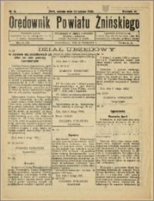 Orędownik Powiatu Żnińskiego 1933 Nr 8