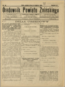 Orędownik Powiatu Żnińskiego 1933 Nr 26