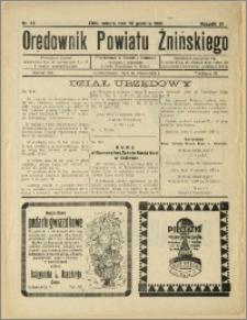 Orędownik Powiatu Żnińskiego 1933 Nr 35
