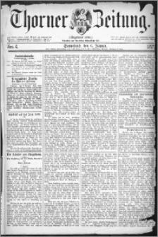 Thorner Zeitung 1877, Nro. 4