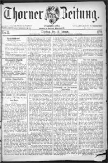 Thorner Zeitung 1877, Nro. 12