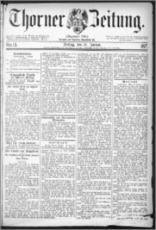Thorner Zeitung 1877, Nro. 15