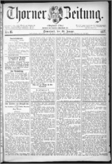 Thorner Zeitung 1877, Nro. 16