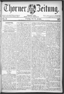 Thorner Zeitung 1877, Nro. 18