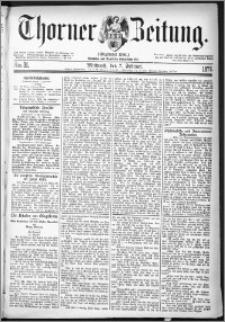 Thorner Zeitung 1877, Nro. 31