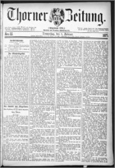 Thorner Zeitung 1877, Nro. 32