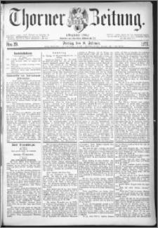 Thorner Zeitung 1877, Nro. 39