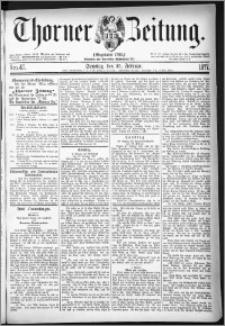 Thorner Zeitung 1877, Nro. 47 + Beilage