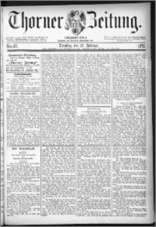 Thorner Zeitung 1877, Nro. 48