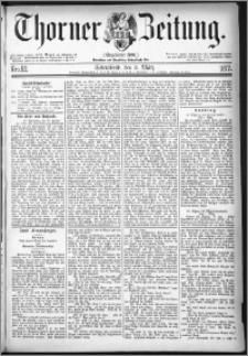 Thorner Zeitung 1877, Nro. 52