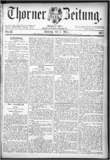 Thorner Zeitung 1877, Nro. 53 + Beilage, Extra Beilage