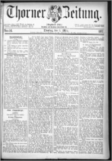 Thorner Zeitung 1877, Nro. 54