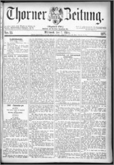 Thorner Zeitung 1877, Nro. 55