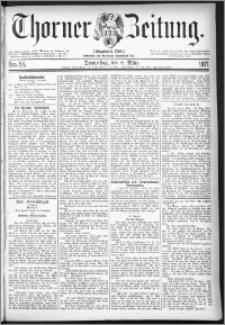 Thorner Zeitung 1877, Nro. 56