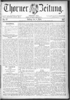 Thorner Zeitung 1877, Nro. 57