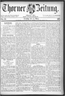Thorner Zeitung 1877, Nro. 60