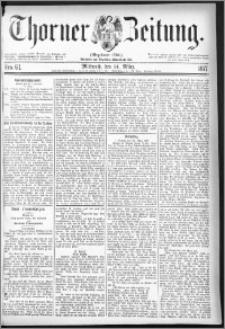 Thorner Zeitung 1877, Nro. 61