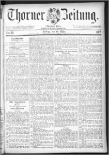 Thorner Zeitung 1877, Nro. 63
