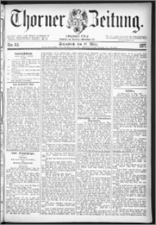 Thorner Zeitung 1877, Nro. 64
