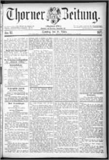 Thorner Zeitung 1877, Nro. 65