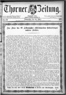 Thorner Zeitung 1877, Nro. 68
