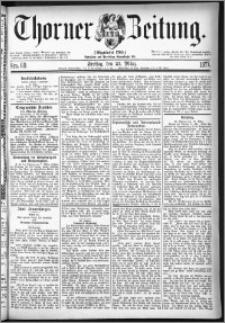 Thorner Zeitung 1877, Nro. 69