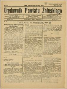 Orędownik Powiatu Żnińskiego 1934 Nr 12
