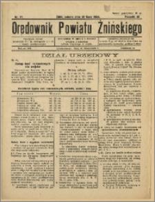 Orędownik Powiatu Żnińskiego 1934 Nr 17