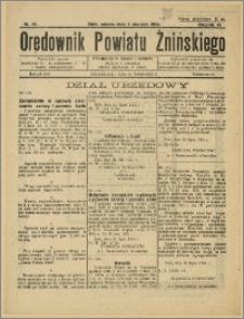 Orędownik Powiatu Żnińskiego 1934 Nr 18