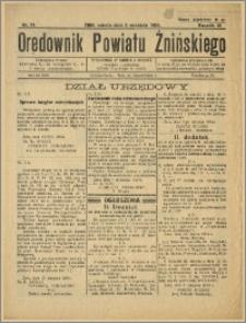 Orędownik Powiatu Żnińskiego 1934 Nr 21