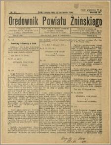 Orędownik Powiatu Żnińskiego 1934 Nr 27