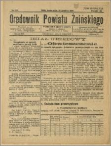 Orędownik Powiatu Żnińskiego 1934 Nr 29