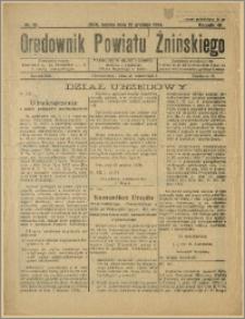 Orędownik Powiatu Żnińskiego 1934 Nr 30