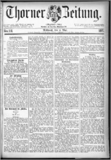 Thorner Zeitung 1877, Nro. 100