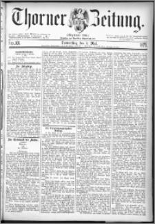 Thorner Zeitung 1877, Nro. 101