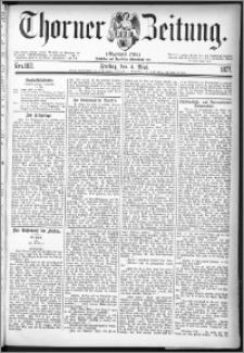 Thorner Zeitung 1877, Nro. 102