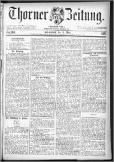 Thorner Zeitung 1877, Nro. 103